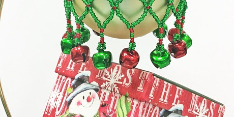 Netted Ornament Cover - Holiday DIY tickets
