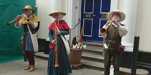 A Tudor Christmas Concert with festive afternoon tea