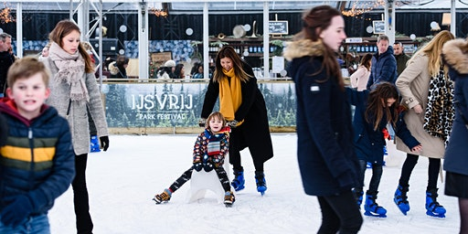 IJsvrij Festival - Curling Competitie