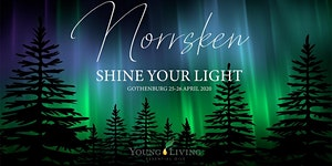 NORRSKEN - SHINE YOUR LIGHT - YOUNG LIVING EVENT IN...