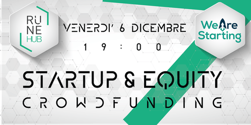 Startup & equity crowdfunding