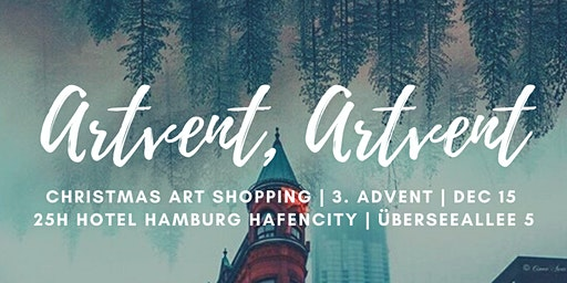 Social Media Art Shopping am 3. Advent