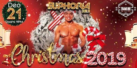 EUPHORIA CHRISTMAS 2019 - DJ Andrei Stan (Belgium) + Guests tickets