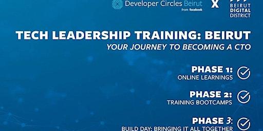 Tech Leadership Training: Beirut Hackathon - Social Good