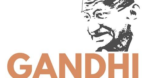 """Conferencia y coloquio: """"Gandhi y su influencia en la paz en el mundo"""""""
