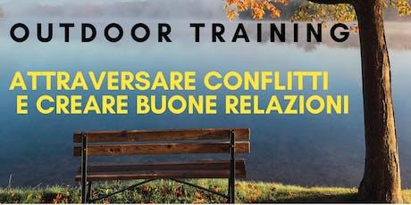 Outdoor training - Lago di Bracciano biglietti