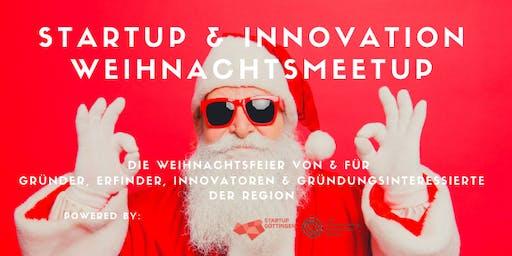 Startup & Innovation Meetup (Weihnachtsspecial)