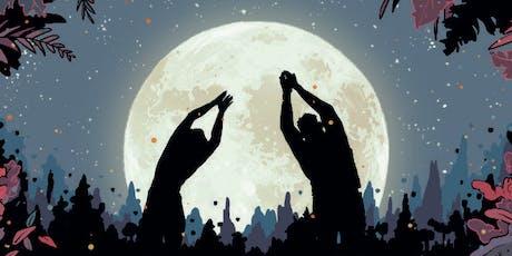 Full moon Luna Yoga & Meditation biglietti