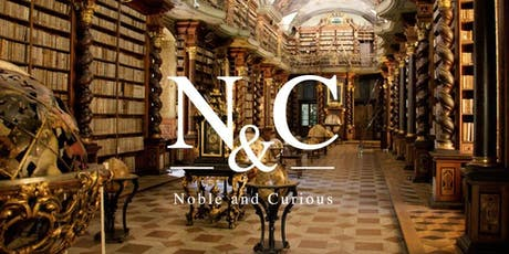 Noble&Curious Intellectual Club Session tickets