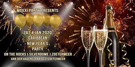 Caribbean New Year's Party 4 januari 2020 tickets
