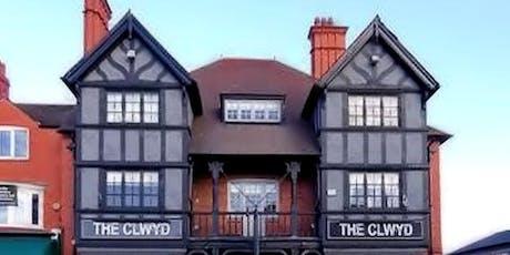 Clwyd Hotel Shotton Psychic Night tickets