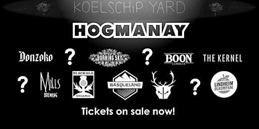 Koelschip Yard Hogmanay 2020
