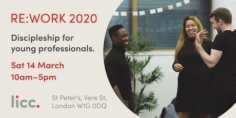 Re:Work 2020 tickets