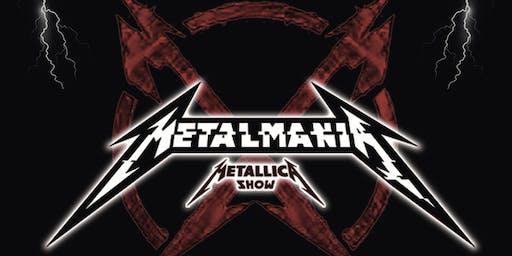 METALMANIA Metallica Show en Boiro