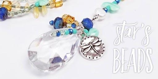FREE Leftover Lariat Workshop - Jewelry Making