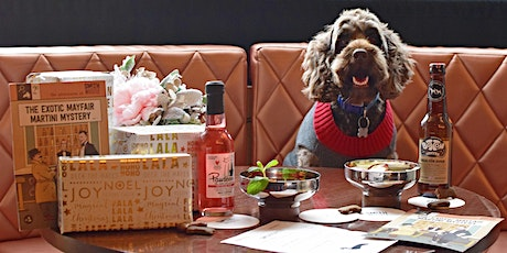 Christmas Dog Pawty tickets