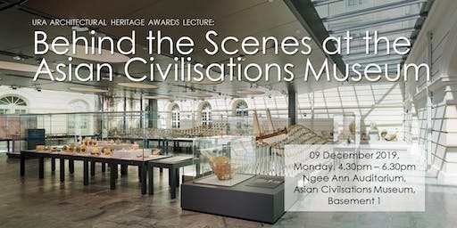 Behind the Scenes at the Asian Civilisations Museum [2 CPD Points]