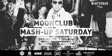 Winterbar Mirage Mechelen: Moonclub Mash-Up Saturday tickets