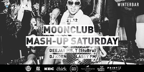Winterbar Mirage Mechelen: Moonclub Mash-Up Saturday tickets