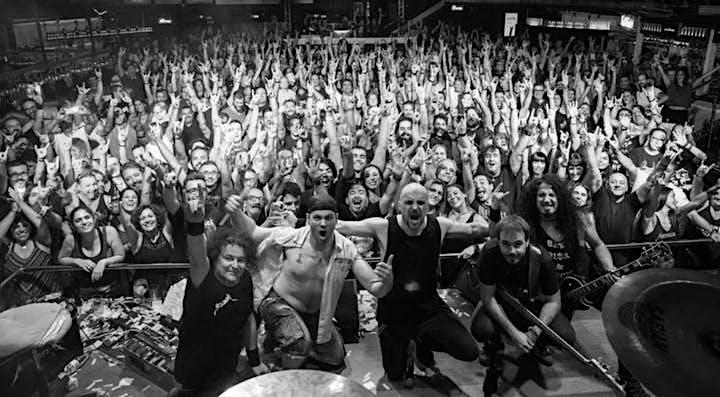 Imagen de METALMANIA Metallica Show  en Santiago de Compostela.