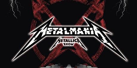 METALMANIA Metallica Show  en Santiago de Compostela. entradas