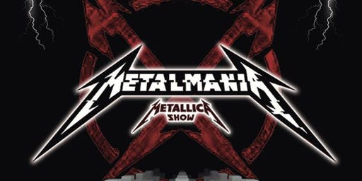 METALMANIA Metallica Show  en Santiago de Compostela.