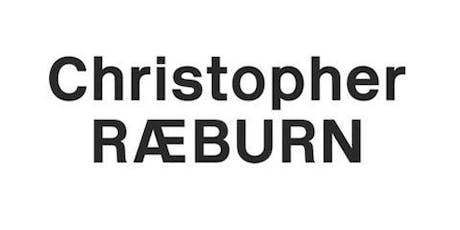 Christopher Raeburn Studio Tour tickets