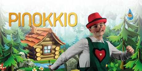 Pinokkio tickets