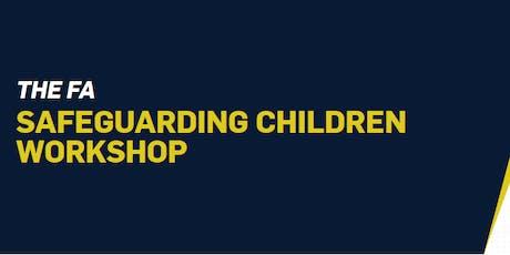 FA Safeguarding Workshop tickets