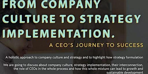 Webinar  Culture Strategy Implementation