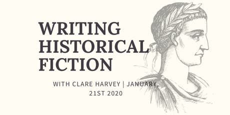 Writing Historical Fiction: finding the story in history tickets