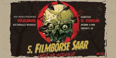 """5. Filmbörse Saar - """"Uncut & Unzensiert"""""""