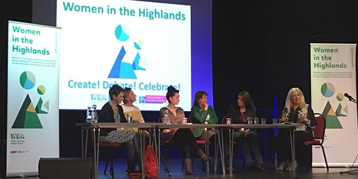 WEA Women in the Highlands - CONFERENCE May 2020
