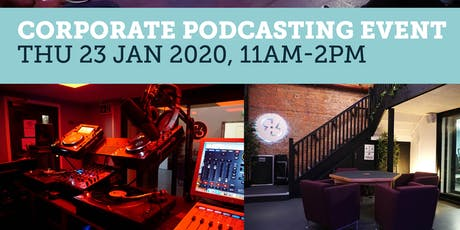 Reform Radio's Corporate Podcasting Event tickets