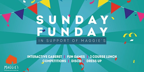Sunday Funday in support of Maggie's tickets