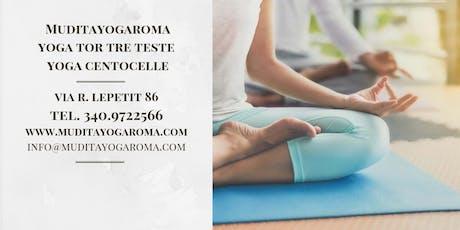 Lezioni di Hatha Yoga Gratuite biglietti