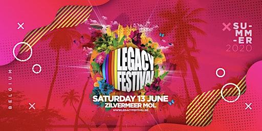 Legacy Festival 2020 (Mol - Belgium)