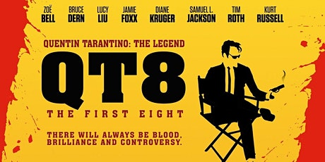 QT8: The First Eight (#foodforthought) tickets