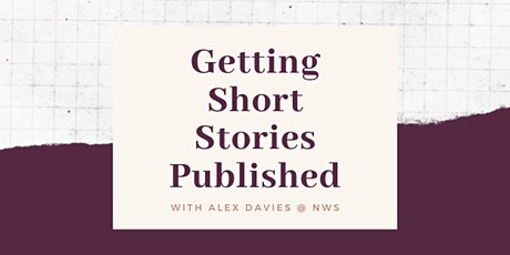 Getting your Short Stories Published tickets