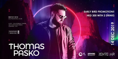 Zentral & Rememba Present: Thomas Pasko tickets