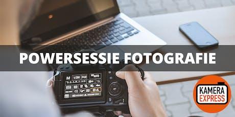 Powersessie Fotografie Zwolle tickets