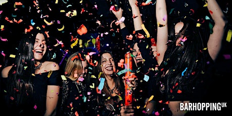 London  New Year's Eve Pubcrawl tickets