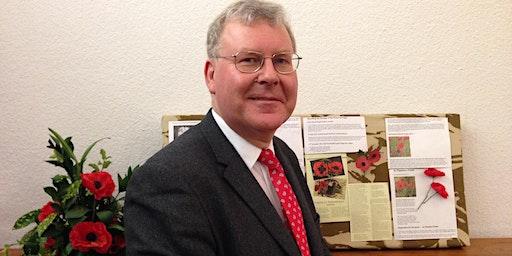 First World War history talk by Professor Gary Sheffield