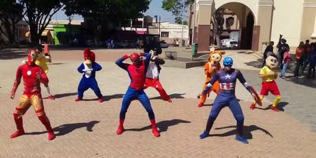 SuperHero dance battle №1 in the world tickets