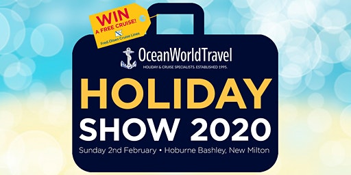 Ocean World Travel's Holiday Show 2020