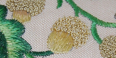 Talk: The Art & Craft of Embroidery tickets