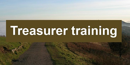 Treasurer Training - Bristol - 20/02/2020