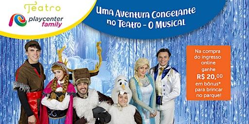 Uma Aventura Congelante no Teatro - O Musical