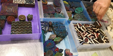Make and Take: Indian Block Printing tickets
