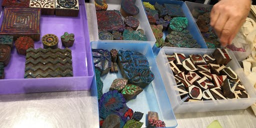 Make and Take: Indian Block Printing
